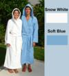 Terry Hooded Robes