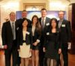 """From left to right: Dan Juliano, Vice President of Business Development, Eugene Buckley, Vice President and General Manager of Asia/Pacific, PJ Bain, CEO, Martin Sebena, Customer Service Manager Asia/Pacific, Eva Miao Li, Supplier Solutions Manager, Rose Lu, Customer Support, Susan Chow Yung, Supplier Solutions Manager."""