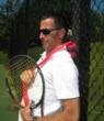 Tennis players get on-court relief from shoulder pain!