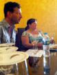 Tasting & education at the Tequila cellars.  (photo courtesy No Mas!)