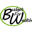 Personal finance blog Budget For Wealth logo photo