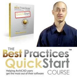 ArchiCAD basic training QuickStart Course by Eric Bobrow celebrates anniversary