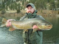 Montana fly fishing forecast