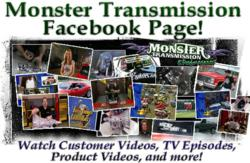 Monster Transmission Facebook