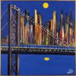 "John Vila's ""City on Bay Bridge"""