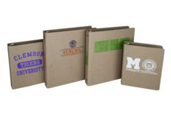 Samsill's new line of Raw Biodegradable Recyclable Binders