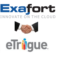 Exafort Partners with eTrigue