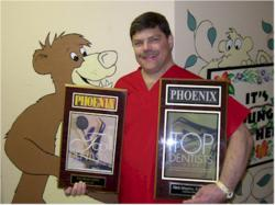 Phoenix pediatric dentist, Dr. Rick Meyers provides quality and comprehensive children's dentistry including cleanings, exams, and fillings.