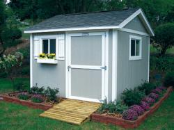 Relocation Of Tuff Shed Retail Sales Lot And Factory Store