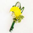 Yellow Wedding Flower Collection - Boutonniere