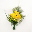 Yellow Wedding Flower Collection - Corsage