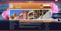 Screenshot of the new Naples, FL Website