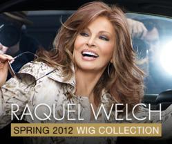 Spring 2012 Wig Collection Raquel Welch