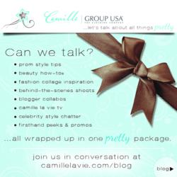 Visit the Camille La Vie & Group USA blog