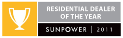GeoPeak Energy Wins Sunpower Dealer of the Year Award