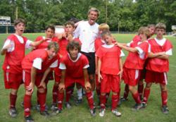 Louisiana Soccer Camps
