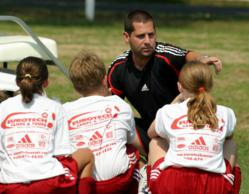 Eurotech Soccer Camps Dallas Texas