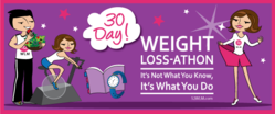 30-Day Weight Loss-athon