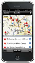 The Kitchen & Bath Channel iPhone App