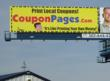 CouponPages Billboard - Print Local Coupons