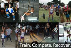 Zensah helps Crossfitters train harder and reach new personnel bests.
