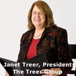"""Janet Treer, President of The Treer Group, Has Published """"Planning to..."""