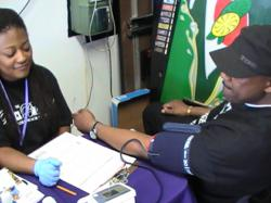 African American Men, Diabetes, High Blood Pressure, Dr. Bill Releford