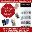 Package deals on wholesale lighters