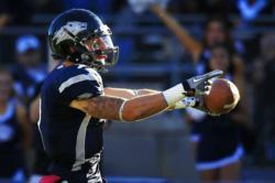 Corbin Louks NFL Draft Pro Day Wide Receiver