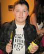 Jonas Brother Frankie Jonas at Chelsey Bryson's 16th Birthday Party