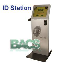 BACS ID Station Kiosk