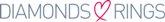Diamonds and Rings Online Jeweller Logo