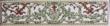 Baroque border tile