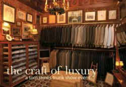 Tom James Company Luxury Trunk Shows