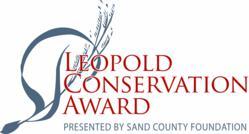 Leopold Conservation Award logo
