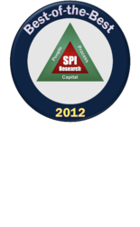 SPI Research 2012 Best of the Best
