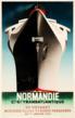 A.M. Cassandre, Normandie, 1935