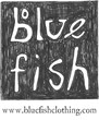 blue fish clothing