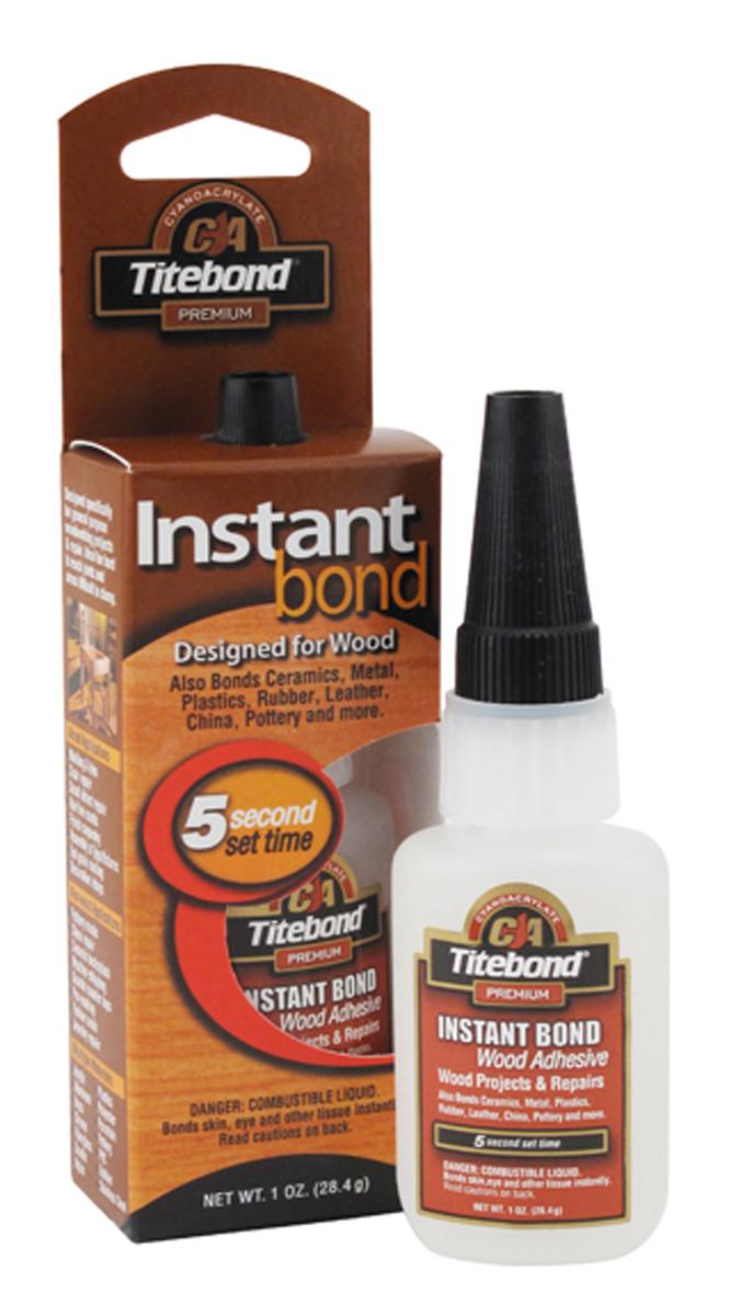 New Size Of Titebond 174 Instant Bond Wood Adhesive Packs
