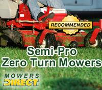 semi pro zero turn, best semi pro zero turn, semi pro zero turn mower, semi pro zero turn mowers