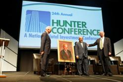 HP Rama receives Hunter Conference Award for Excellence and Inspiration