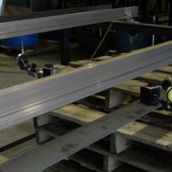 solar racking, rail spans, solar mounting systems