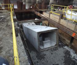 Shea Concrete Culvert