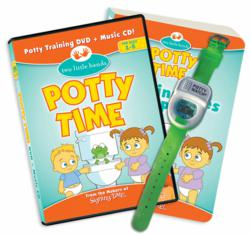Potty Time - You Can Do It Pack wins Parent Tested Parent Approved award