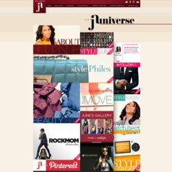 June Ambrose launches http://thejuniverse.com in collaboration with Built by the Factory