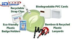 Celebrate Earth Day with Eco-Friendly ID Supplies & Accessories - Save 10% in April