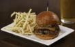 Hot's Kitchen's Foie Gras Burger