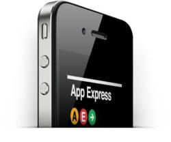 App Express mobile app builder for small business