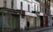 Empty UK town centres