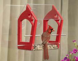 Duncraft's Cardinal Window Chalet